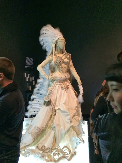 Jean Paul Gaultier, Brooklyn Museum, Edie's Closet