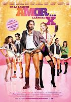 Cartel de la película No lo llames amor, llámalo X de Oriol Cape