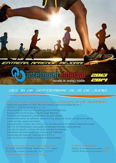 Escuela de corredores intelligent interval