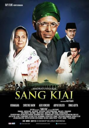 Sang Kyai the Movie 2013 Bioskop