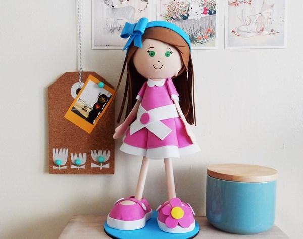 Test : les kits poupées fofuchas Apli kids