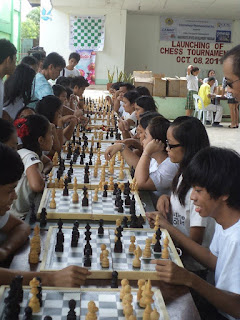 Cebu City Government, Cebu City Sports Commission, Philippine Sports Commission and the Department of Education Region VII are coordinating their resources to hold the largest chess (board game) tournament from October to December 2011
