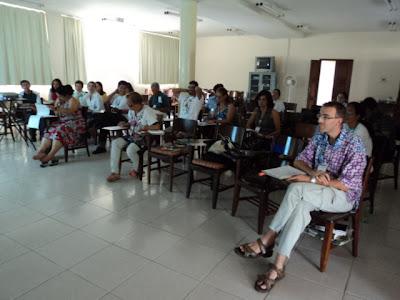 Belo Horizonte/MG acolhe encontro com representantes da IAM e JM do Espírito Santo, Minas Gerais e Rio de Janeiro.