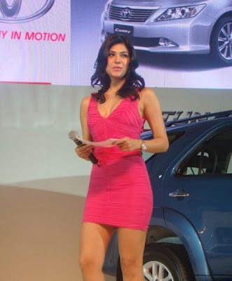 Celebraitys Hot & Sexy Images: VJ Archana Vijaya @ IPL