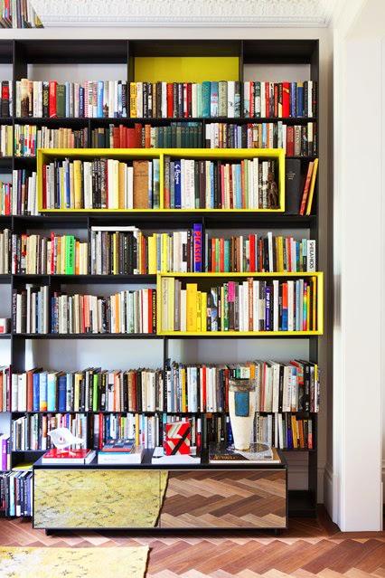 Livres rangement et d coration blog d co mydecolab - Deco bibliotheque originale ...