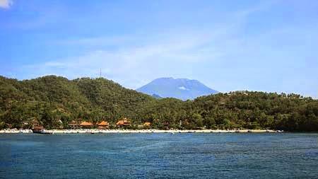 Pantai Padangbai Bali