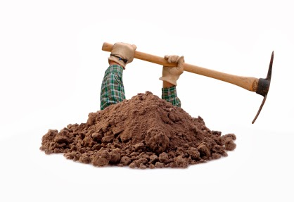 Digging Out Free Stock Photo - Public Domain Pictures