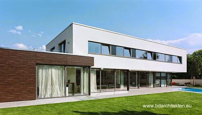 Fondos de residencia contemporánea reformada en Alemania