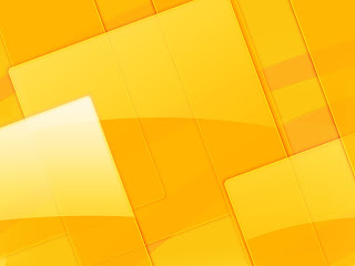 Yellow Wallpapers 3D