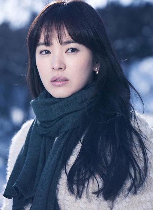Biodata/Profil & Foto Terbaru Song Hye-kyo