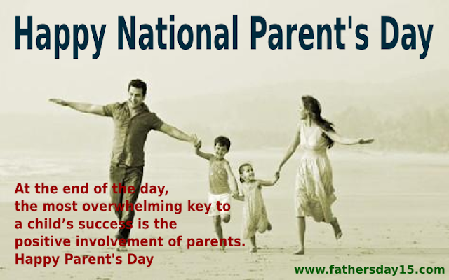 Parents day SMS Message