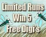 Limited Runs Monthly Giveaway