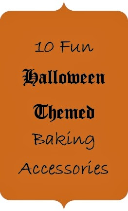 Fun baking accessories