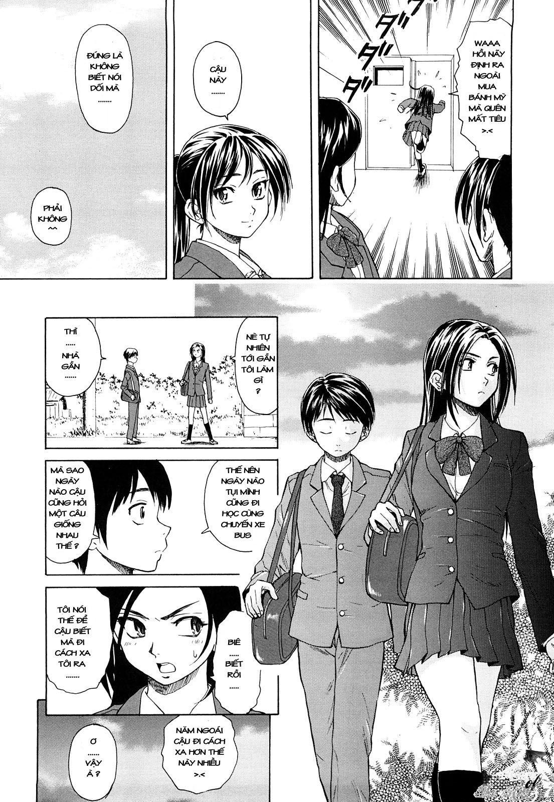 TruyenHay.Com - Ảnh 7 - Setsunai Omoi Chapter 1