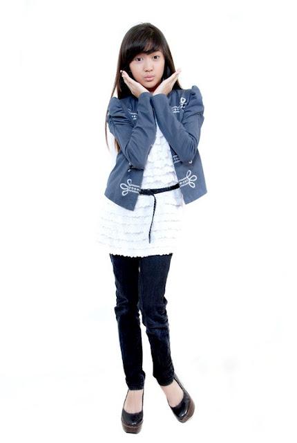 Galeri Foto Artis Cantik Remaja - Ghina Salsabila