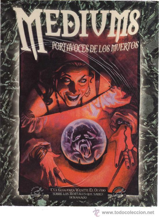 Resultado de imagen de Los Vivos y los Muertos Wraith