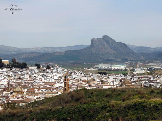 Antequera - Peña de los enamorados