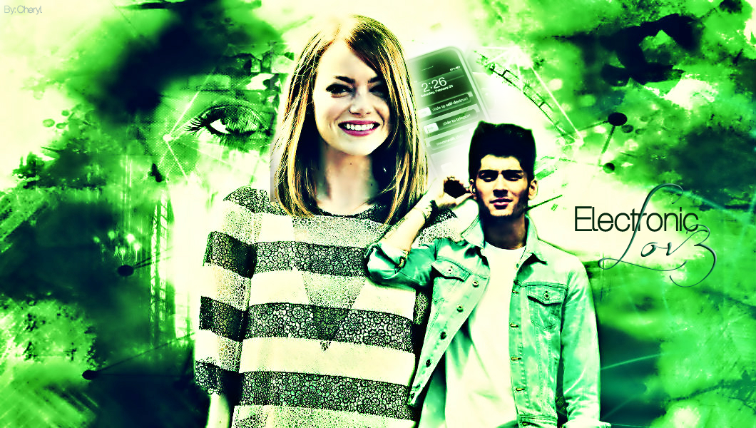 Electronic L0V3 [Zayn Malik Fanfiction]