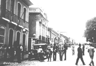 PRAÇA DA INTENDENCIA 1929