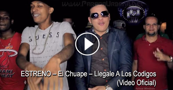 ESTRENO – El Chuape – Llegale A Los Codigos (Video Oficial)