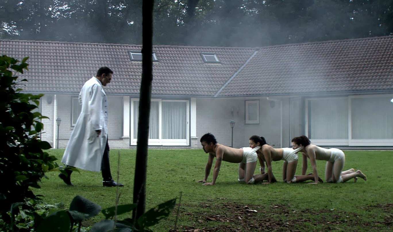 The human centipede first sequence blu ray review ranting now you can bite me bite my boots bite my boots pooptronica