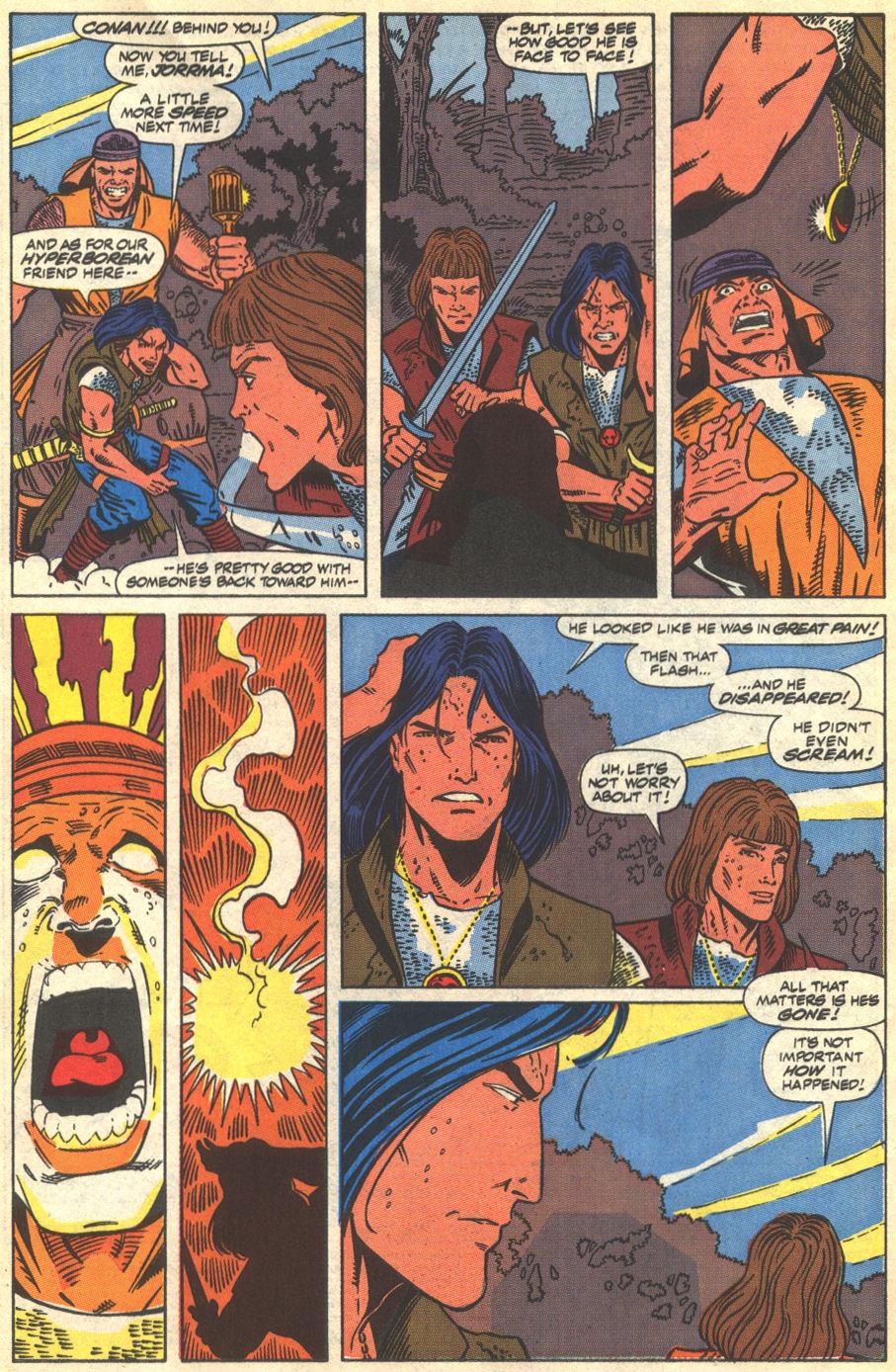 Conan the Barbarian (1970) Issue #235 #247 - English 3