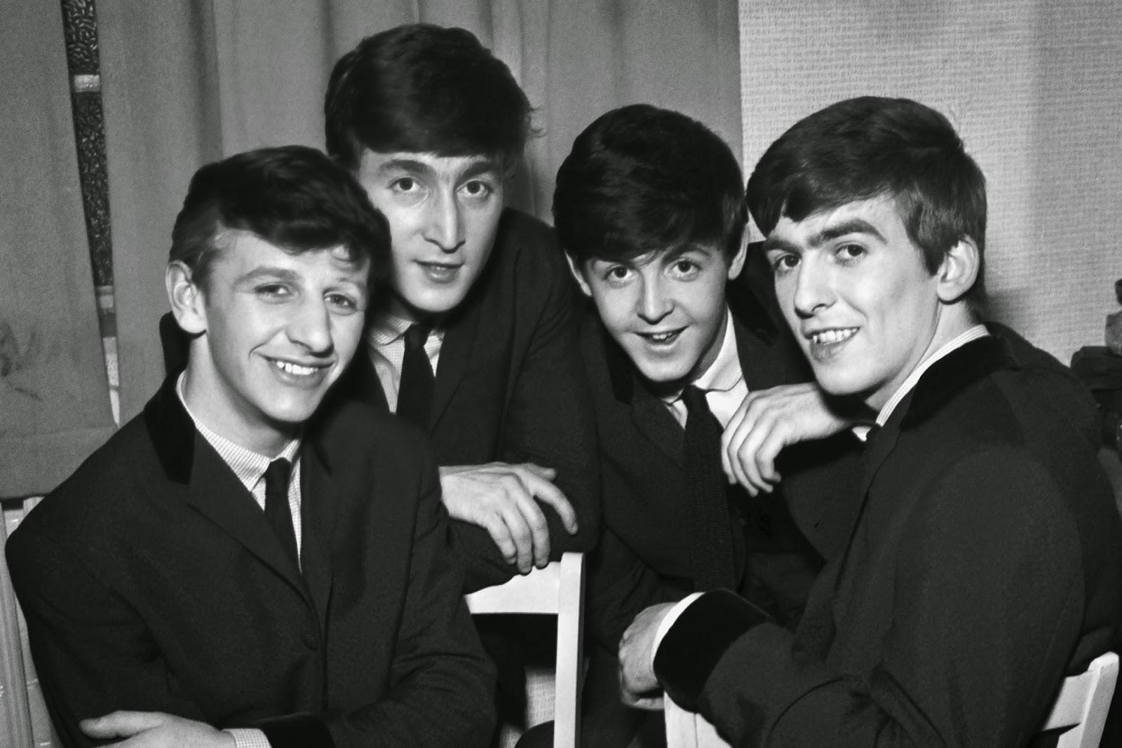 Resultado de imagem para Os Beatles
