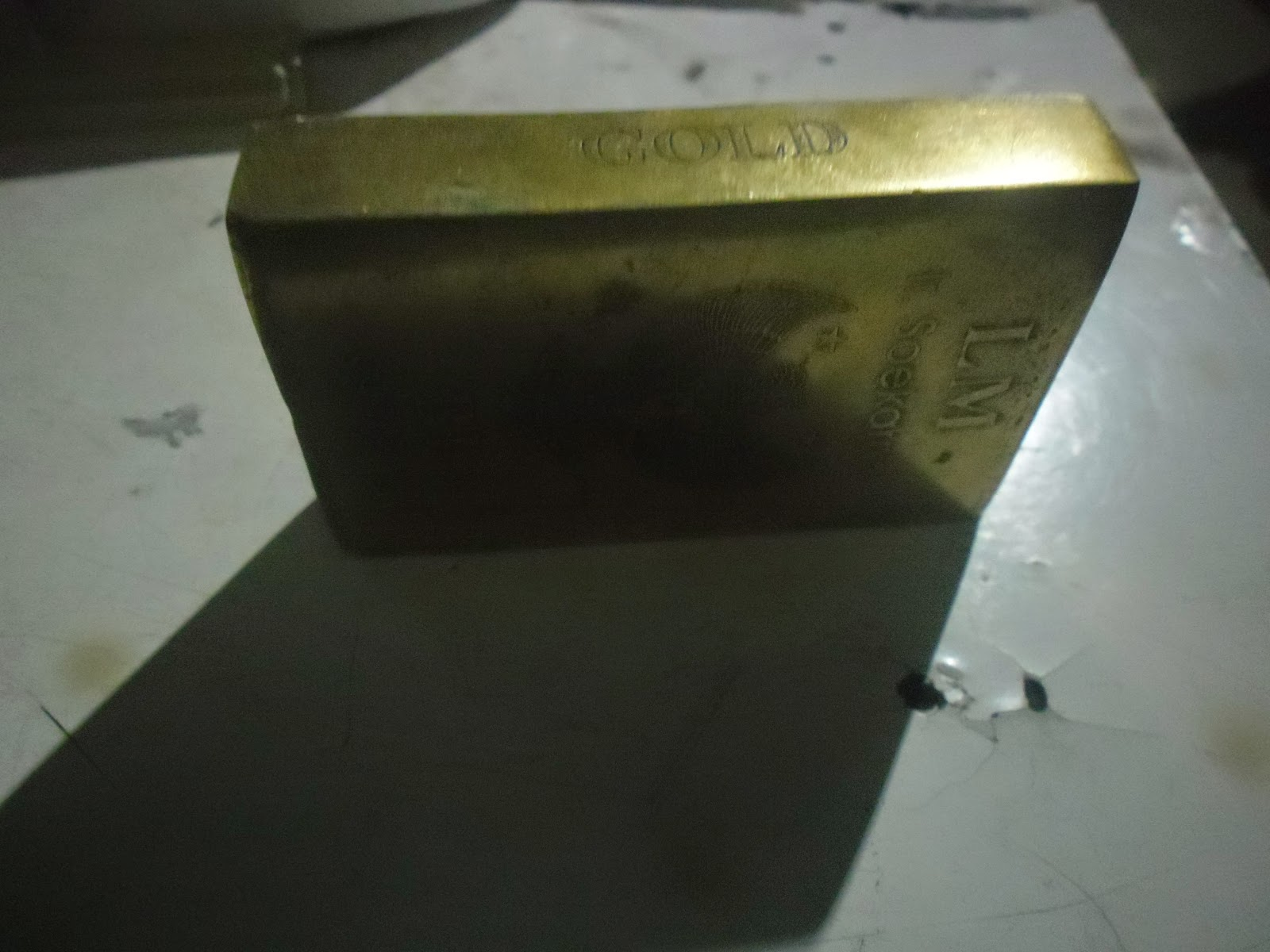 Barang Antik Logam Mulia Irsoekarno Gold 24 Karat Bi 999 9