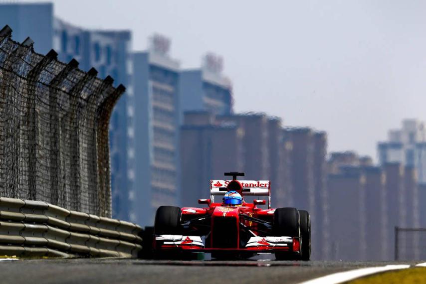 Carreras de Fórmula 1 2013