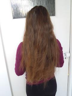 Aktualizacja włosów - Listopad 2015