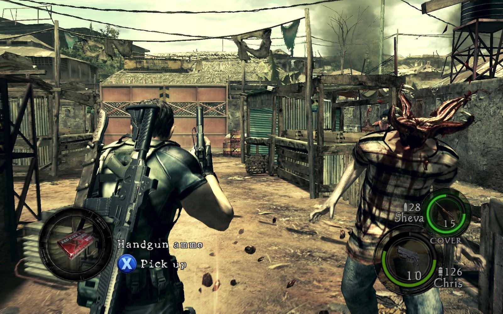 Resident Evil 5 - PC Torrent