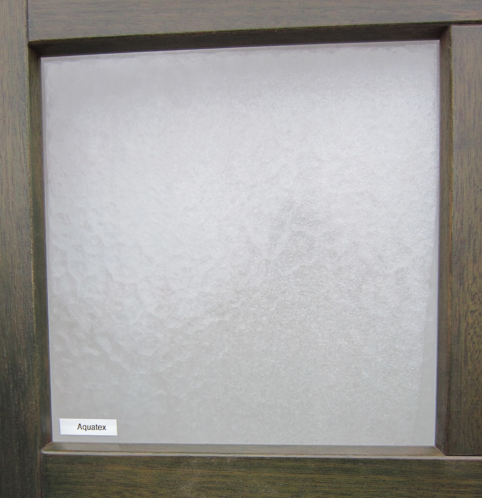 Linwood windows textured glass options for Privacy glass options