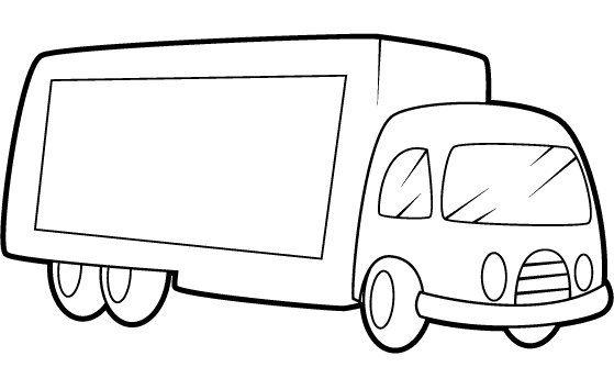 Meios de Transporte para colorir