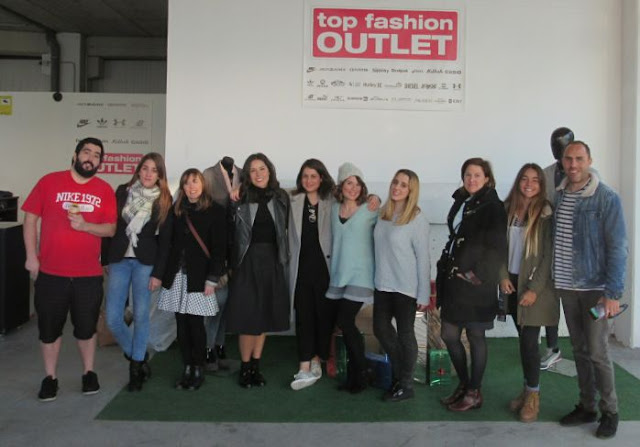 Top Fashion Outlet Bilbao + Bloggers