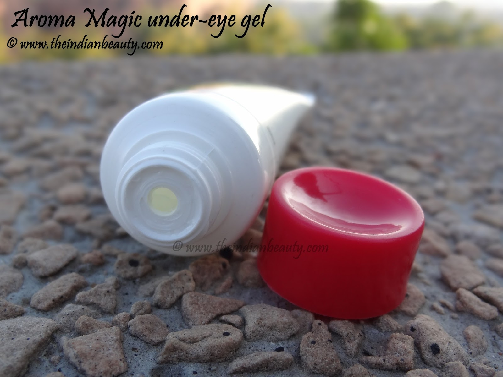 aroma magic under eye gel review price the indian