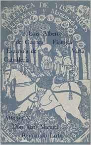"""""""Floresta española de varia caballería"""" - Luis Alberto de Cuenca."""