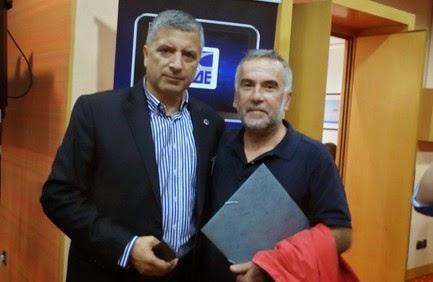 Με απόλυτη πλειοψηφία σάρωσε ο Δήμαρχος Αμαρουσίου, κ. Γ. Πατούλης.