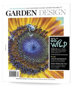 GARDEN DESIGN - Great New Issue!