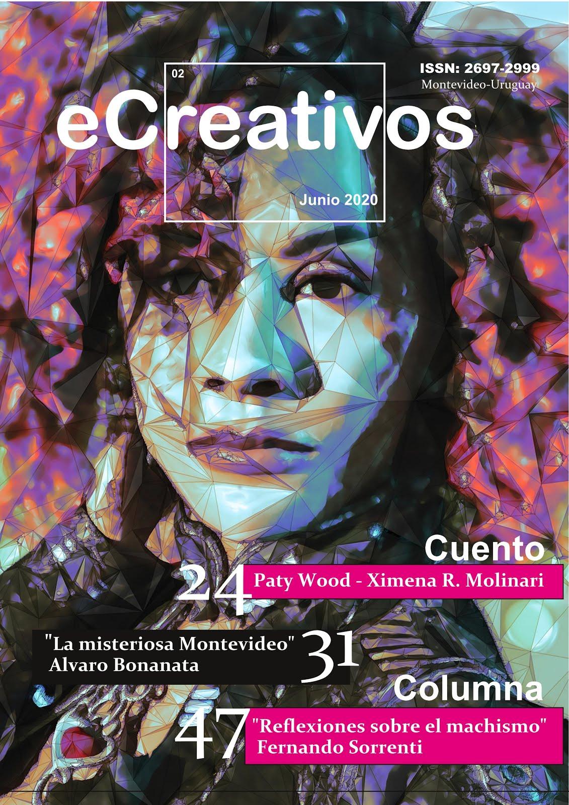Revista eCreativos junio 2020