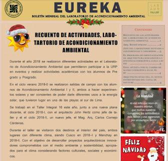 LEE EL BOLETÍN EUREKA