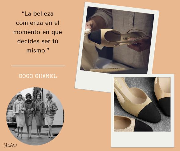 Slingback de Chanel