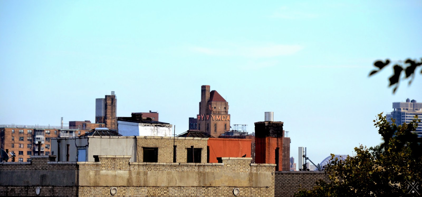 YMCA, Harlem, New York, USA