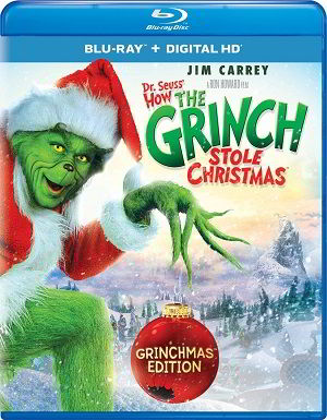 How the Grinch Stole Christmas BluRay BRRip 720p
