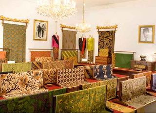 aneka ragam jenis batik yang ada di indonesia