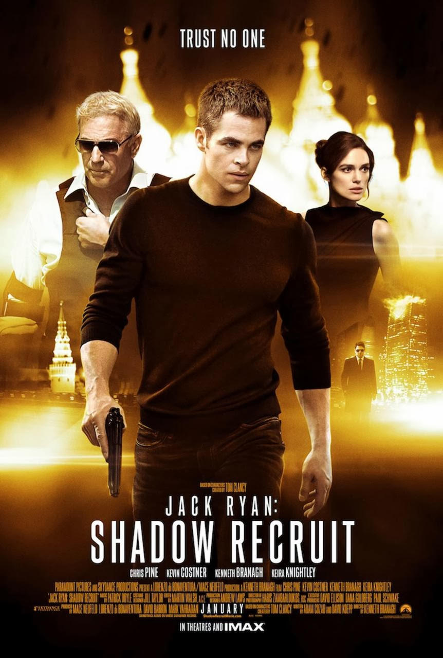 Jack Ryan: Shadow Recruit Full Download