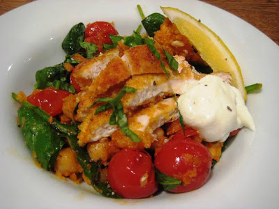 Lovely Wee Days: dinner date - spanish spiced chicken ...