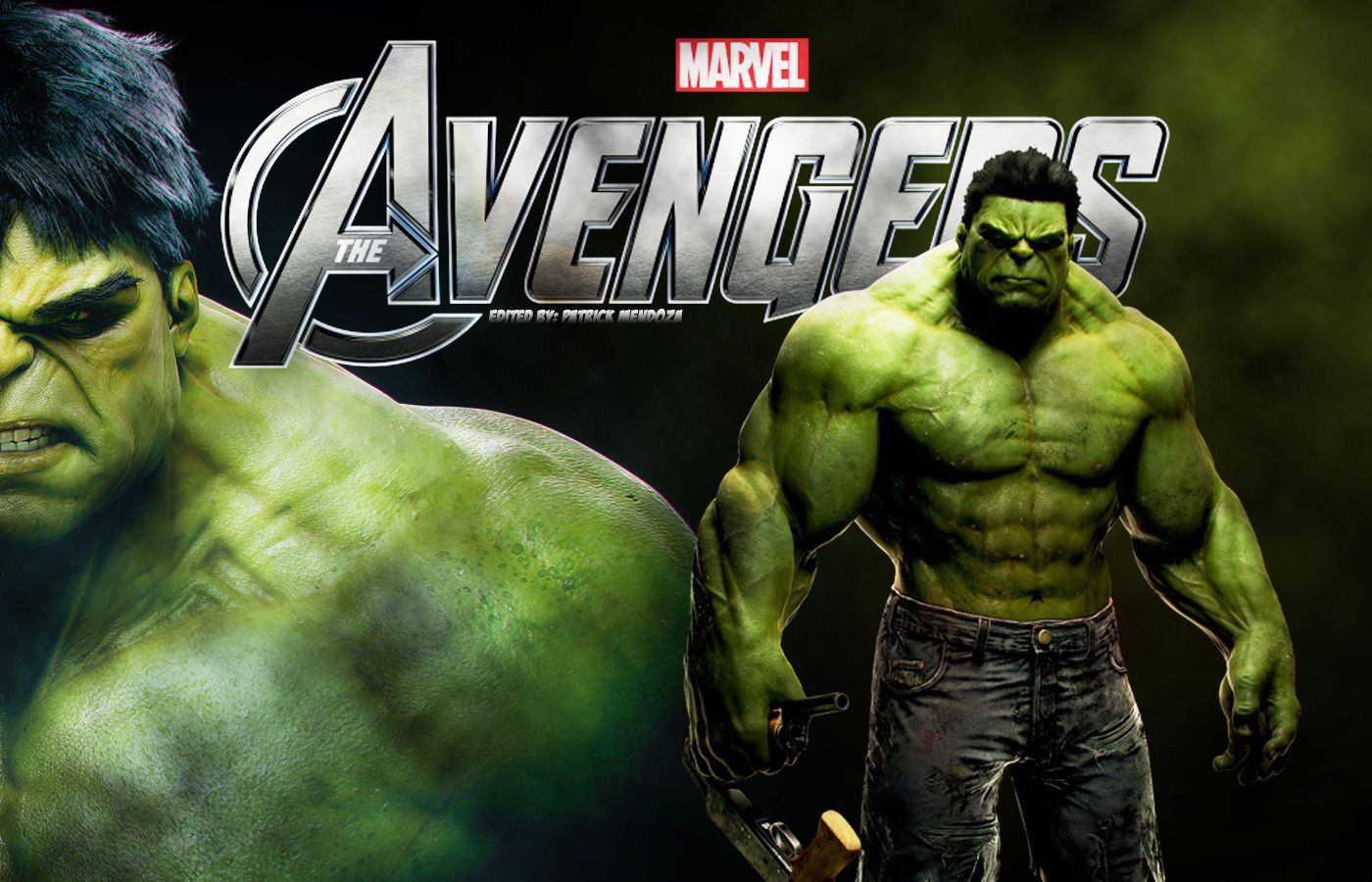 Hulk Avengers Wallpaper HD for Desktop