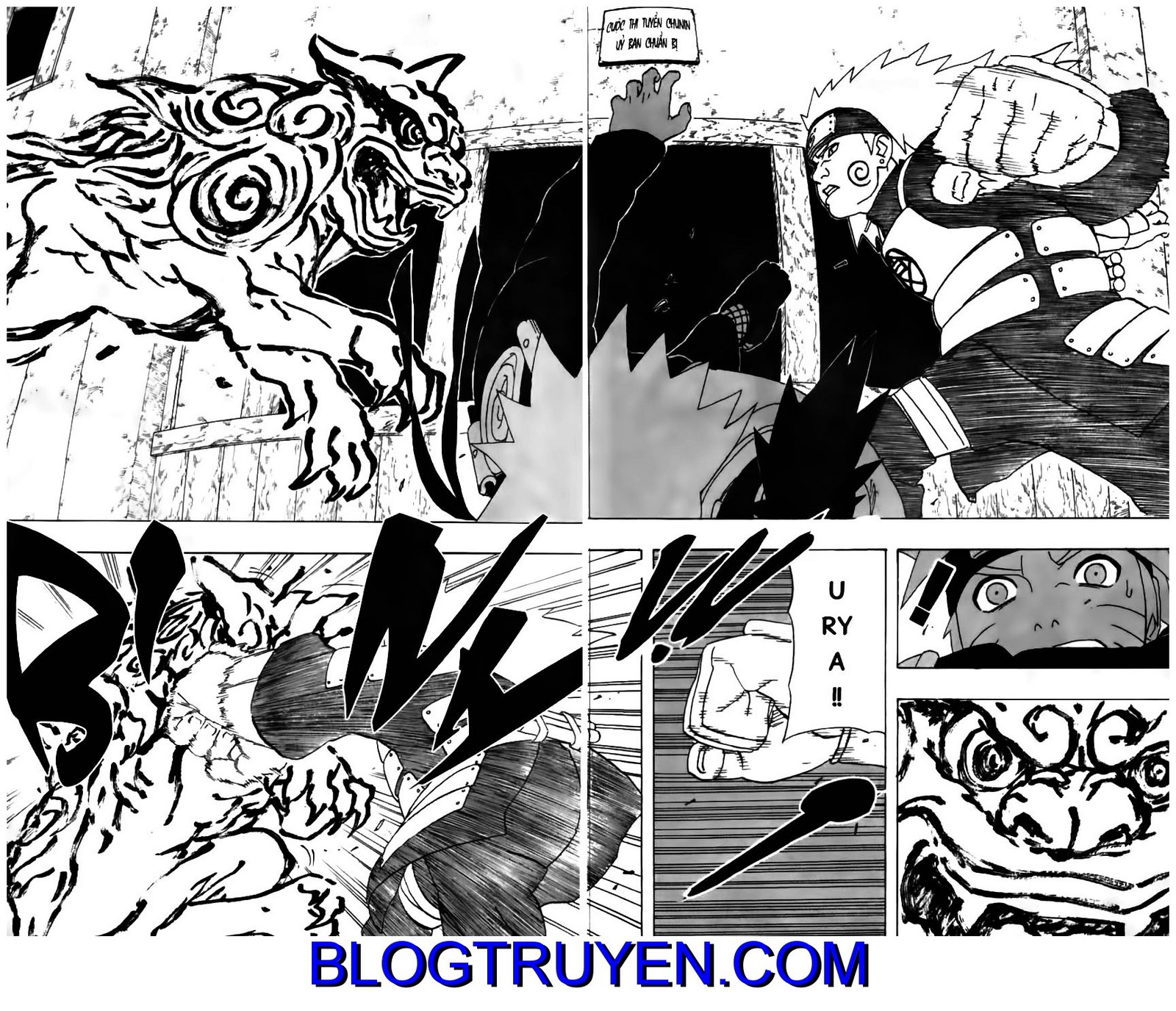 Naruto chap 283 Trang 8 - Mangak.info