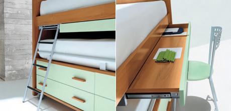Pull Desk under Bed, Image