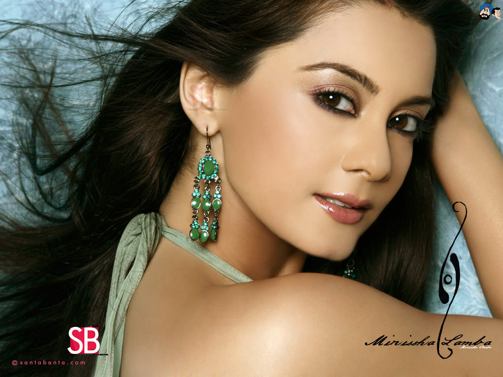 Minissha Lamba Sexy Wallpapers